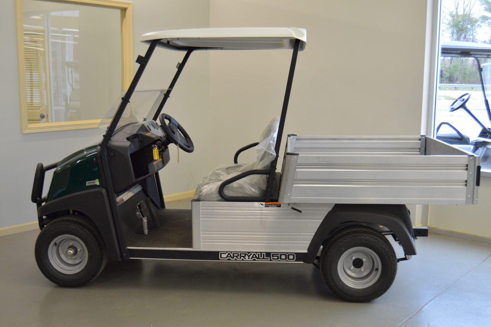 2016 Club Car Carryall 500 Electric Wiers Golf Carts