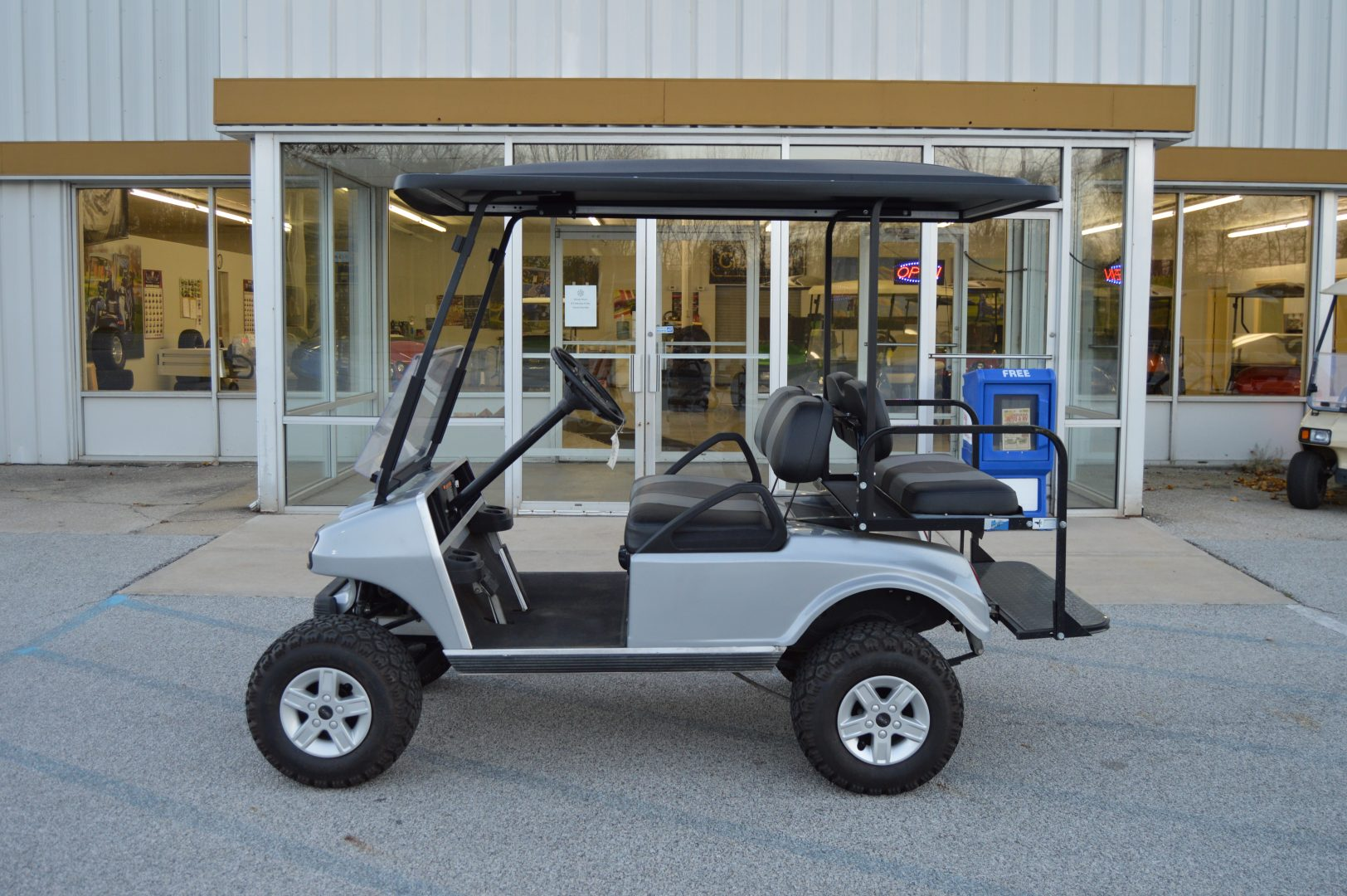 2008 Club Car DS - Wiers Golf Carts & Utility Vehicles
