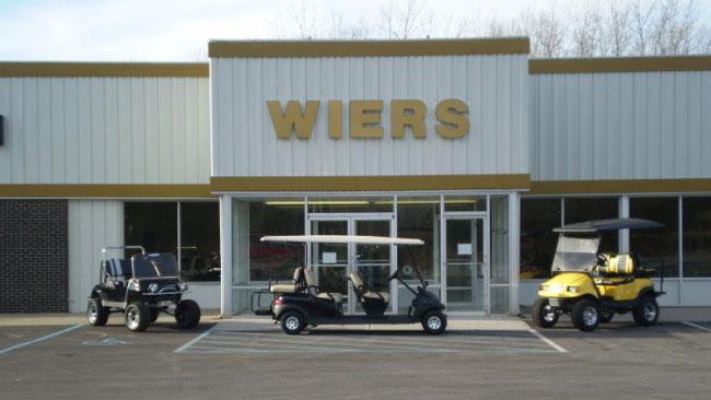 Wiers Club Car
