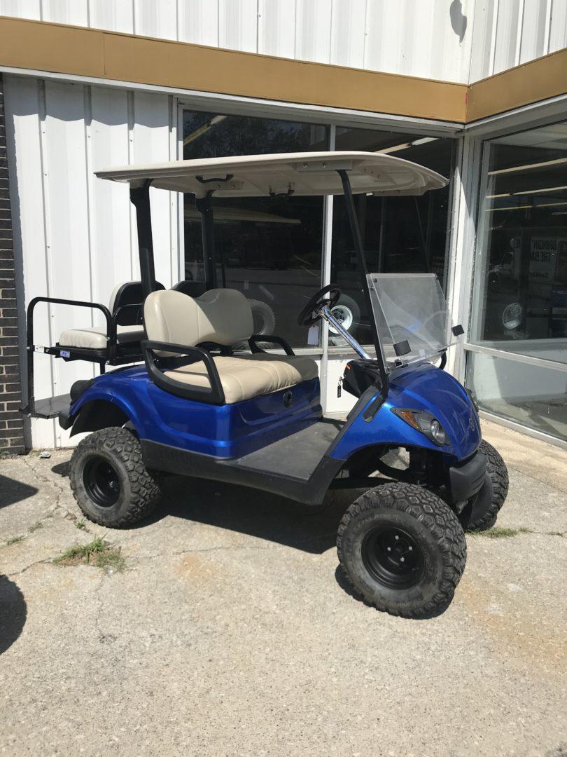 2010 Yamaha 48Volt Electric - Wiers Golf Carts & Utility